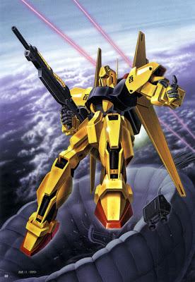 Nice Gundam fight pict