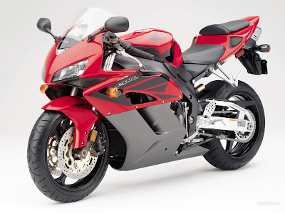Honda CBR1000RR side-front view