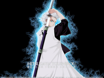 hitsugaya wallpapers. Hitsugaya Toushiro anime