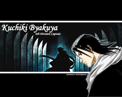 Kuchiki Byakuya pictures