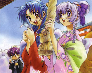 Kaname and Teletha images