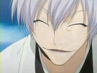 Ichimaru Gin bleach anime