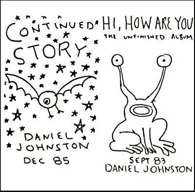 Daniel Johnston Tattoo Daniel Johnston