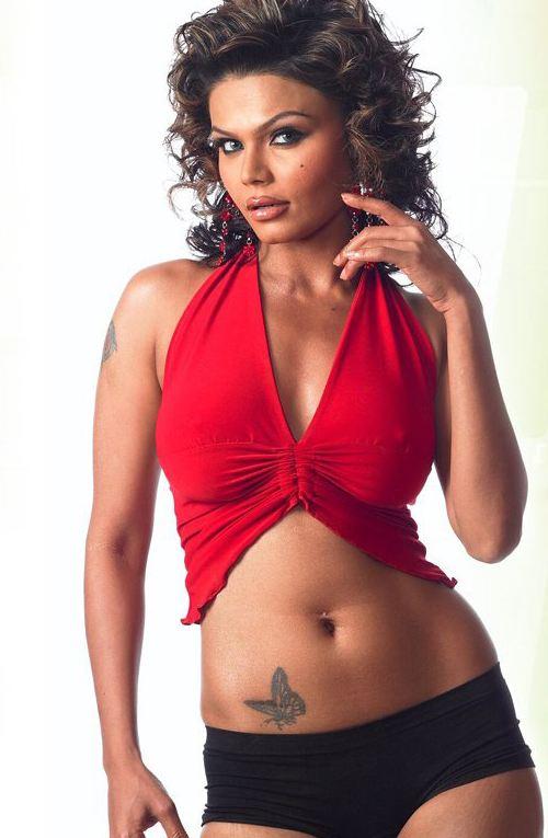 Rakhi Sawant Hot Scene  Raki Bikini Wallpapers wallpapers