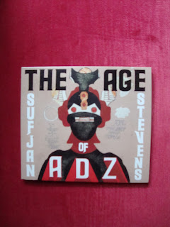 The Age Of ADZ, Sufjan Stevens