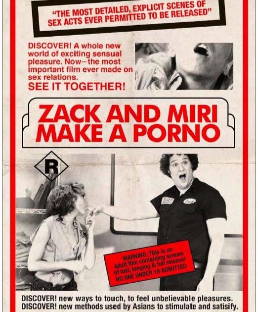 Zach y miri hacen un porno desnudo