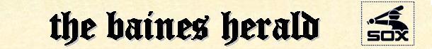 The Baines Herald