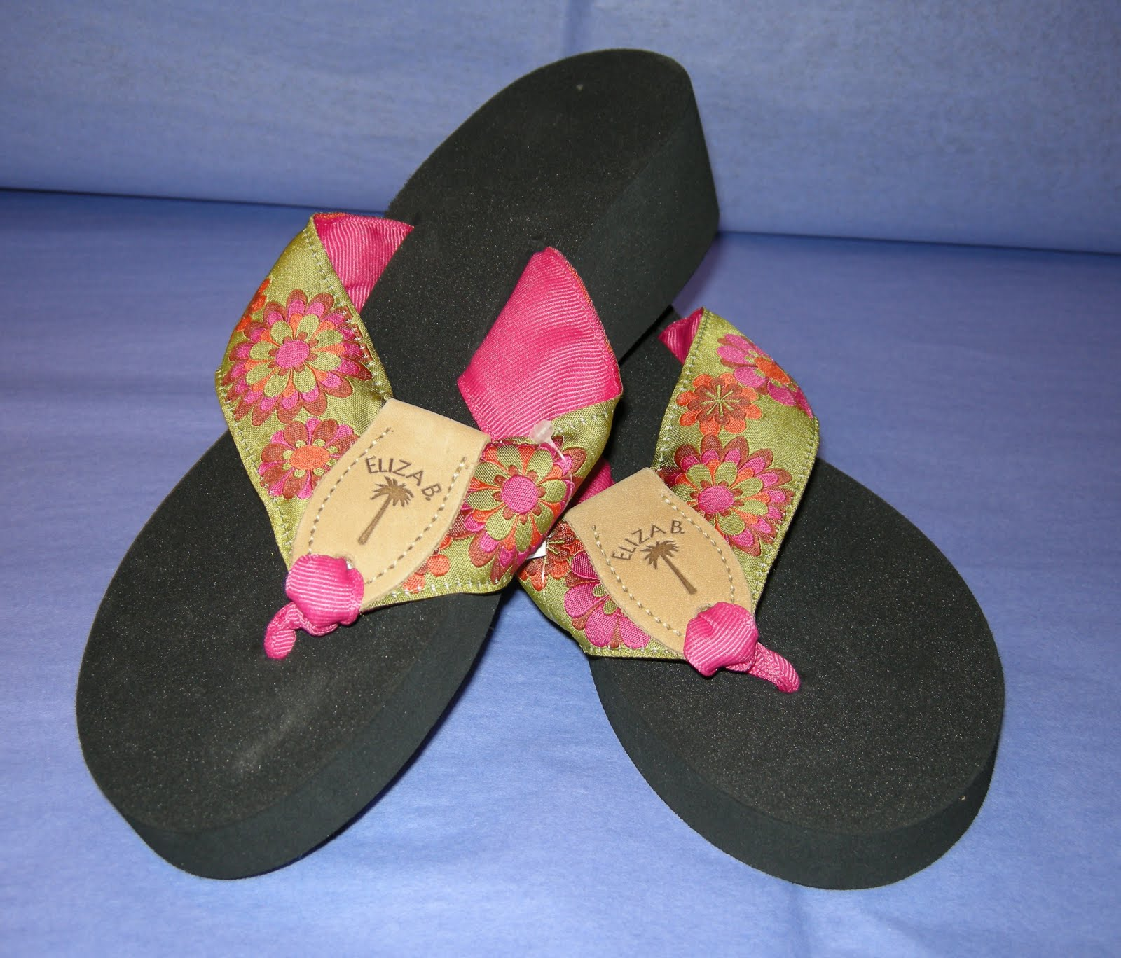 Original hand painted needlepoint canvases by Kate Dickerson (KSH), ethnic designs with modern twist & colors. Belt or Eliza B flip-flops. Cheetah spots - hot pinks 36 x 1½, 18 mesh #BL Cuff - cheetah spots. Hot pinks 7 x 1½, 18 mesh #CU