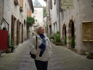 My guide Kristina