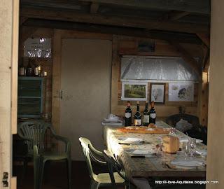 The palombière kitchen
