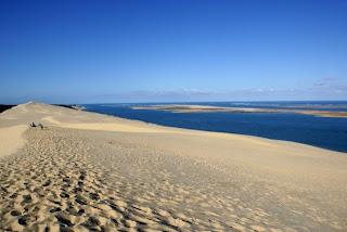 Pyla sand mountain