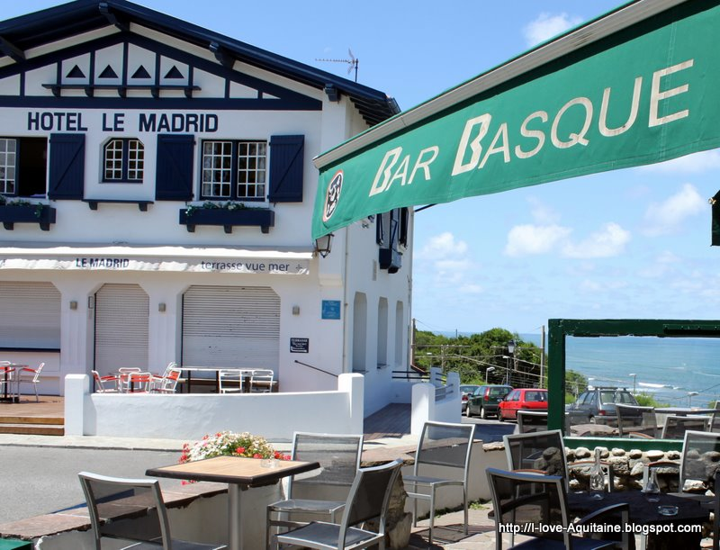 i love aquitaine breathtaking walk along the basque coast. Black Bedroom Furniture Sets. Home Design Ideas