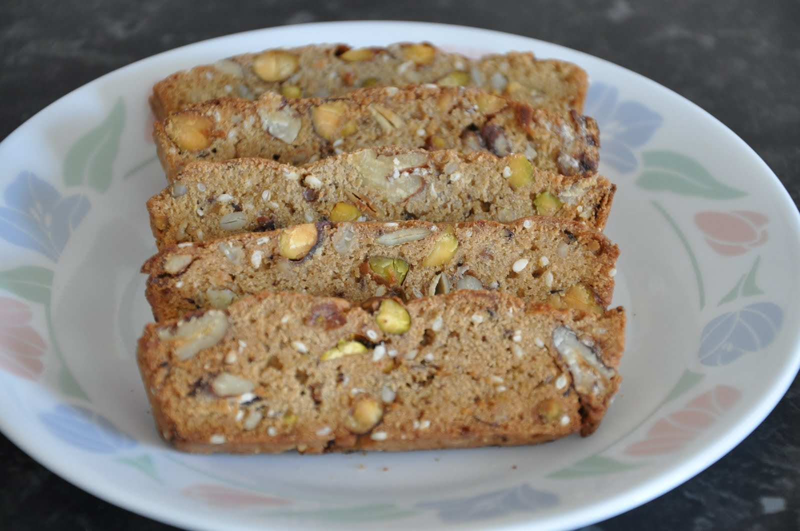 Nourish yourself for good!: A New Venture - Wholewheat Nut ...