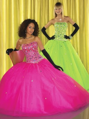 Tiffany designs prom dresses