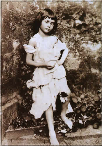 Alice Liddell, B. May 4, 1852 - D. Nov. 16, 1934