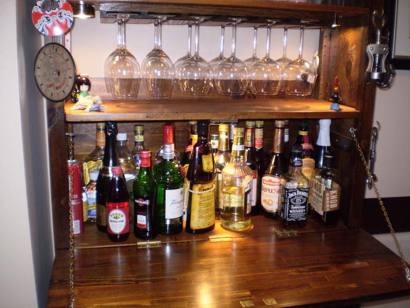 home mini bar furniture. have a cocktail on an ivar bar home furniture mini