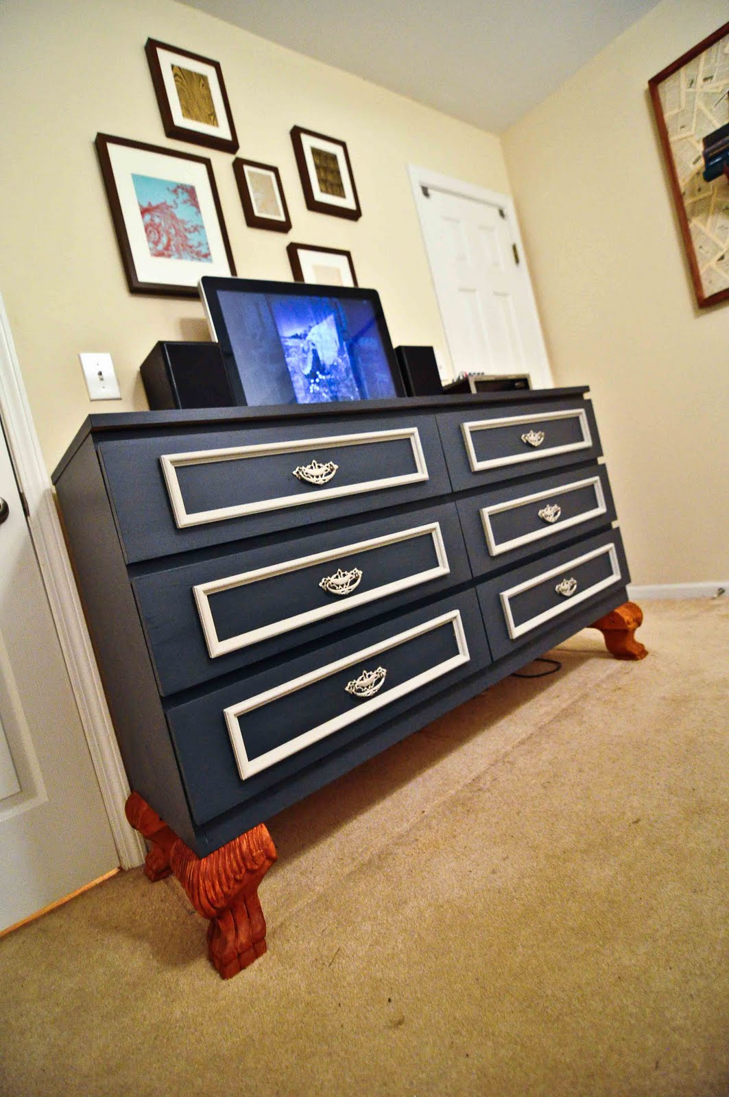 Malm Dresser Up Do IKEA Hackers IKEA Hackers