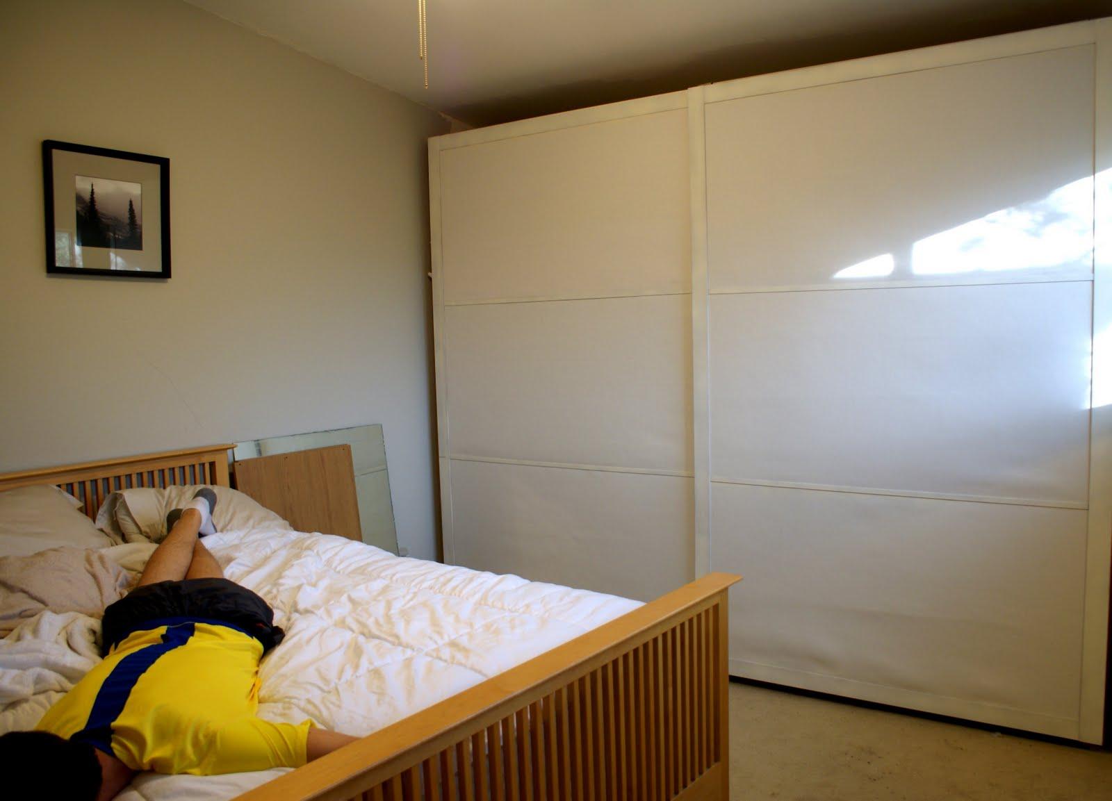 IKEA Sliding Closet Doors 1600 x 1153