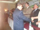 Premiacion Alexis