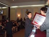 Premiacion Luis De Anda