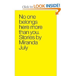 Miranda July's Best Book:
