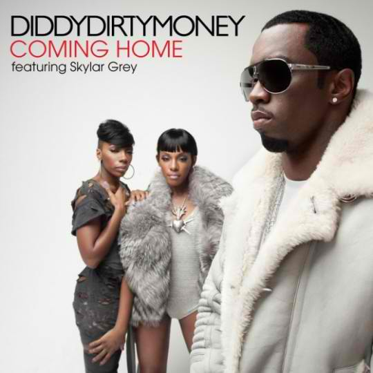 Hot Music Video - Coming Home - Diddy & Dirty Money ft Skylar Grey