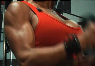 Here's an exclusive Bodybuilding.com workout video featuring her and the ...