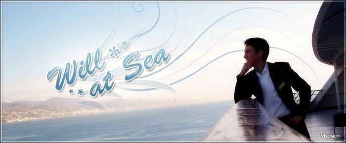 Will at Sea