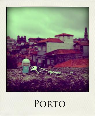 Raimundinha no Porto