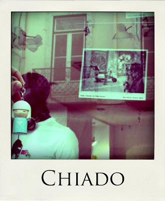 Raimundinha no Chiado