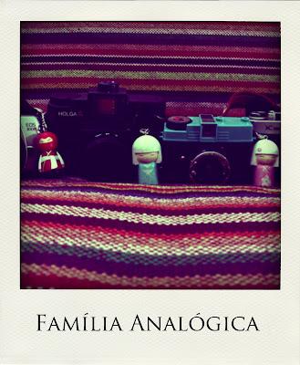 Raimundinha e a Família Analógica