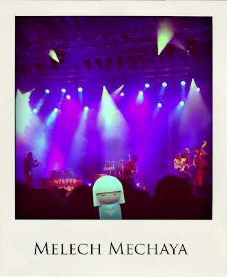 Raimundinha e os Melech Mechaya