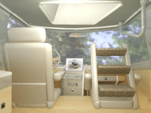 Lambarit lia verdier solar power um vw kombi ecol gico for Vw kombi interior designs