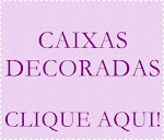 Caixas Decoradas