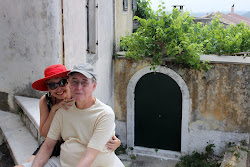 Joe and Bonnie in Corfu GREECE