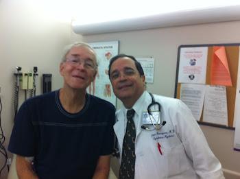 Joe and Dr, Romaguera