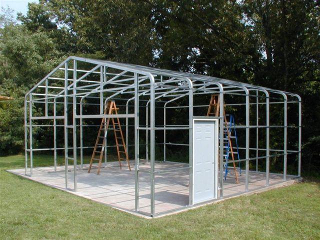 How to build a 20x20 carport 2015 home design ideas for Kit da garage 20x20