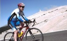 Me on Mont Ventoux