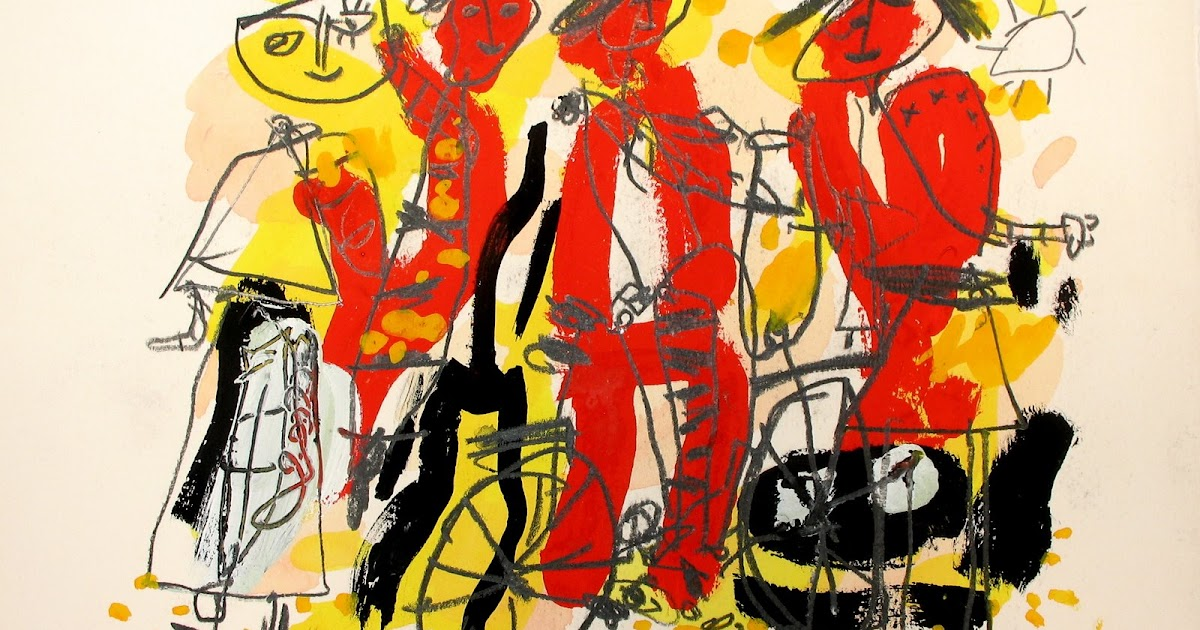 if ART Gallery: KEES SALENTIJN @ ROSSO TRATTORIA ITALIA, presented by if ART ...