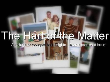 The Hart of the Matter