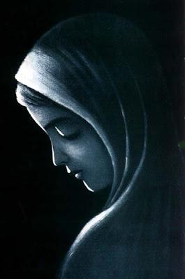 Imagens de Nossa Senhora. Virgem+do+Sil%C3%AAncio