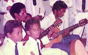 Músicos oficiais do Alto Santo