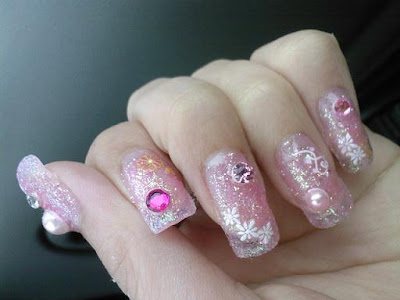 Best Pink Nails Concept-3