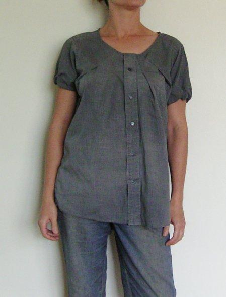 blouse maken
