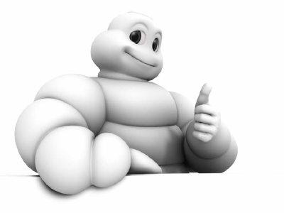 The Tire Man >> Friday Fact Meet The Michelin Man Stepper Was Here