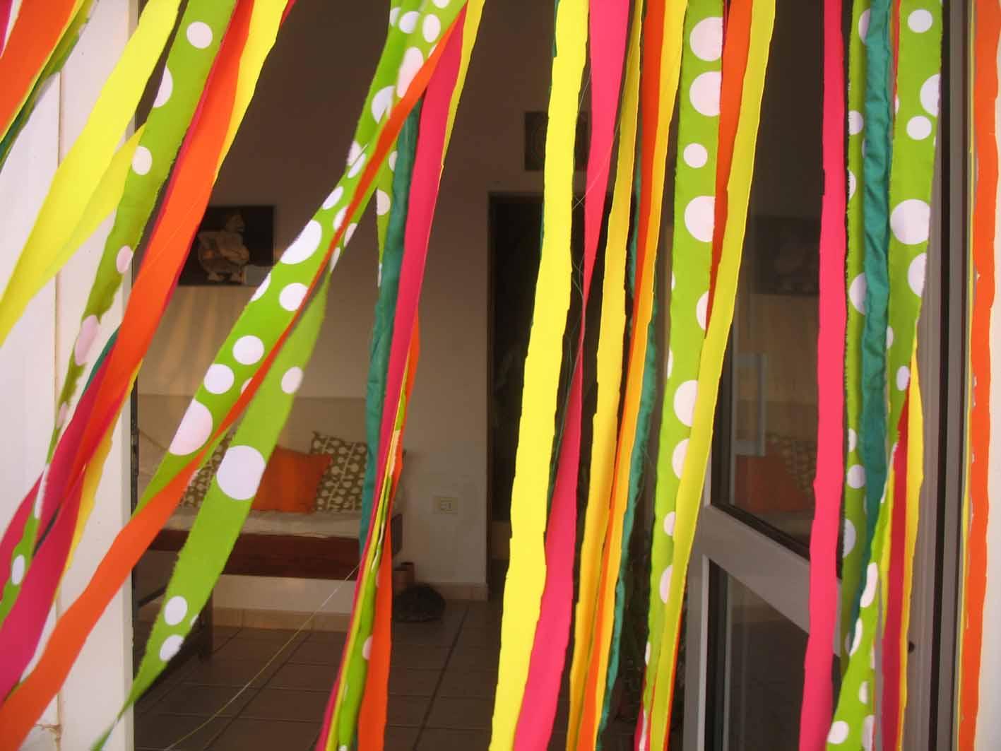 Arte vita cortina antimoscas - Como hacer cortinas de tiras ...