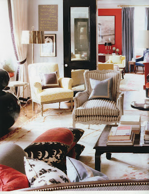 the estate of things chooses spade apartment living room
