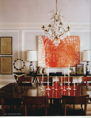 the estate of things chooses spade dining room