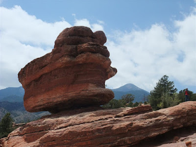 garden of the gods, colorado, boulder