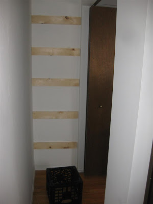 how to build your own closet shelves out of wood, pine, cedar